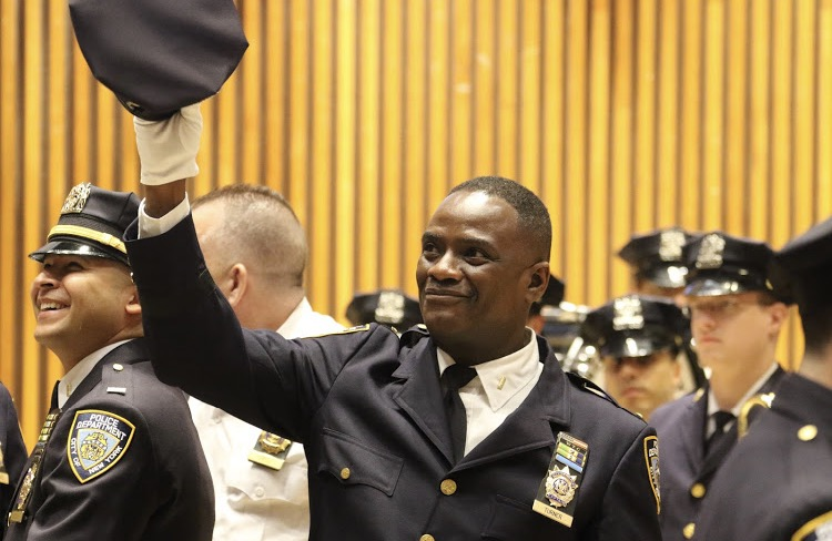 Bronx Nypd Lieutenant Promoted To Captain This Is The Bronx