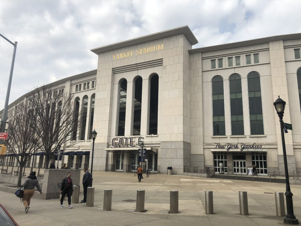 competitive price ac33f c2dfe NY Yankees PA Announcer Reflects on 10 Years with Team ...