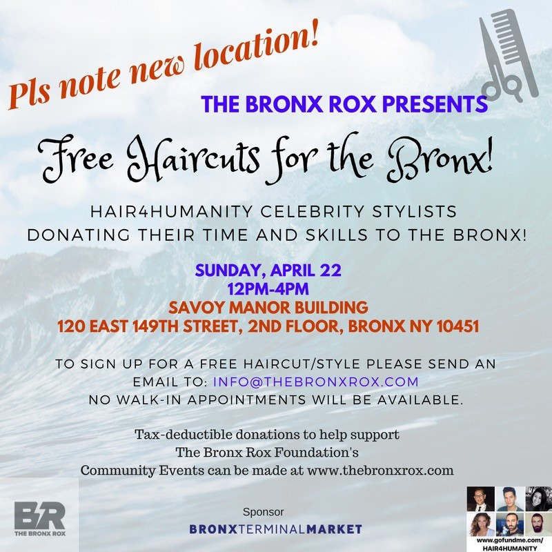 Free Haircuts For The Bronx At Hostos Community College This Is