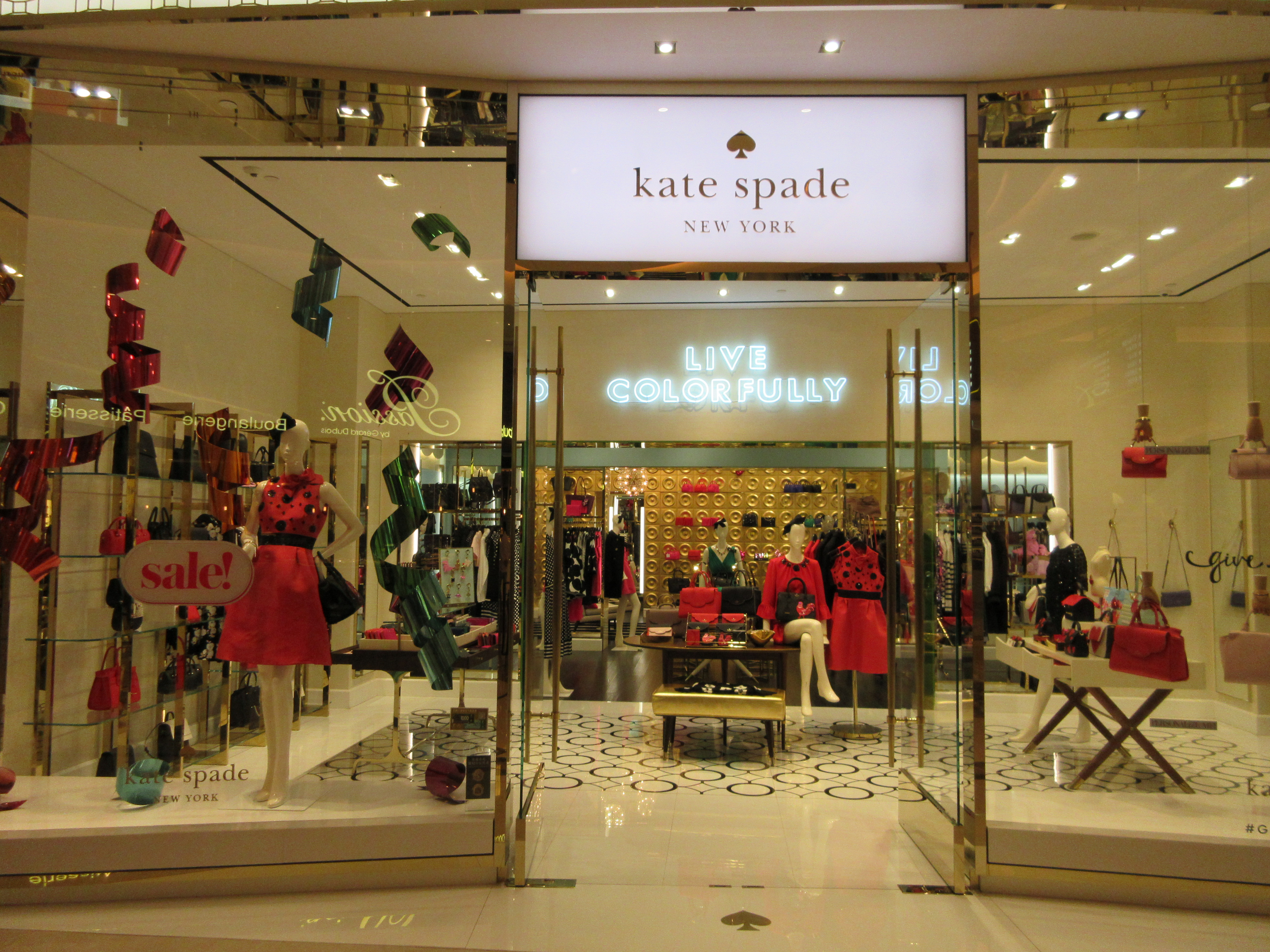 kate spade signature store in the galaxy macau mall wikimeida commons