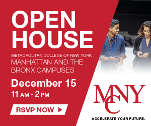 MCNY College Open House