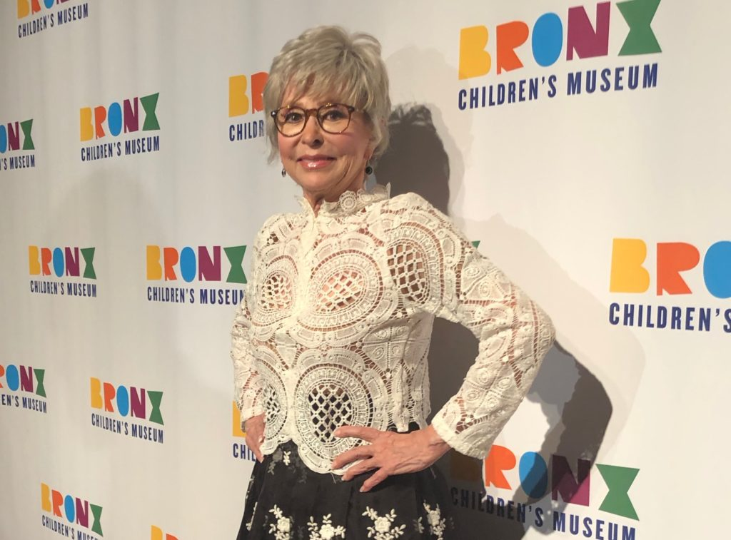 An EGOT Becomes a PEGOT: Rita Moreno wins a Peabody - This Is The Bronx