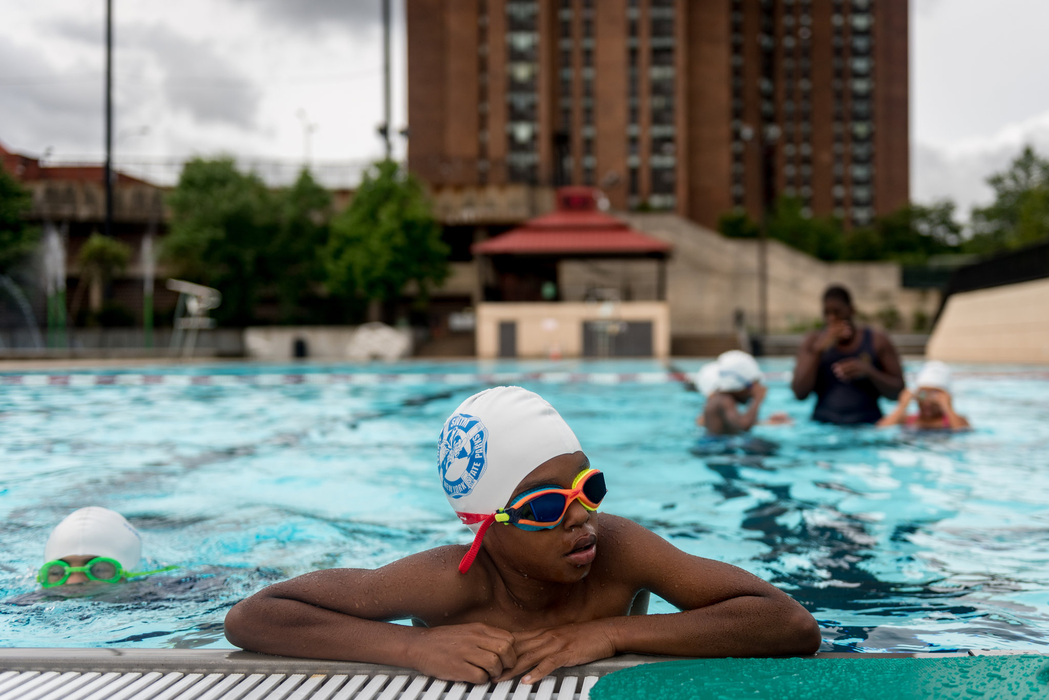 Adult swimming lessons in new york